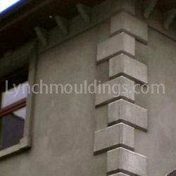 Lynch Mouldings Quoin Stone Plaster Mouldings Ni 028
